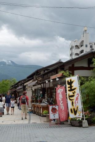 Calles de Matsumoto