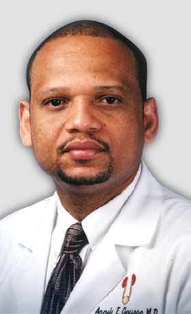 dr angelo goussse president financial adviser