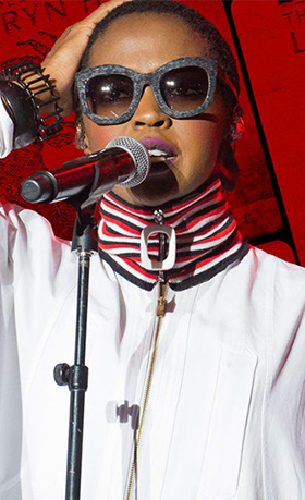 lauren hill singer