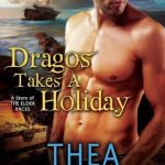Review: Dragos Takes a Holiday (Elder Races, #6.5) by Thea Harrison