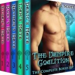 Review: The Vampire Coalition: The Complete Box Set (The Vampire Coalition #1-5) by J. S. Scott