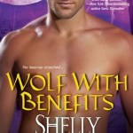 Review: Wolf with Benefits (Pride, #8) by Shelly Laurenston