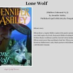 Mini Reviews: Lone Wolf (Shifters Unbound, #4.6) by Jennifer Ashley / He Ain't Lion (Ridgeville, #1) by Celia Kyle