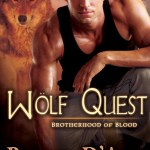 Review: Wolf Quest (Brotherhood Of Blood, #7) by Bianca D'Arc