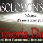 Release Day Blast: Solomon's Sieve (Knights of Black Swan, #7) by Victoria Danann ~ Excerpt