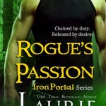 Review: Rogue's Passion (Iron Portal, #2) by Laurie London
