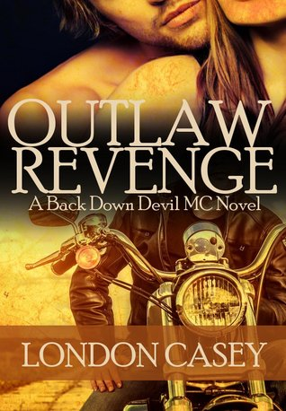 Outlaw Revenge Book Cover