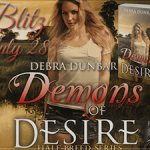 Book Spotlight: Demons of Desire (Half Breed, #1) by Debra Dunbar ~ Excerpt