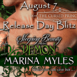 Release Day Blitz: Sleeping Beauty and the Demon (The Cursed Princes #4) by Marina Myles ~ Excerpt + Giveaway