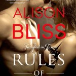Release Day Blitz: Rules of Protection (A Tangled in Texas Novel) by Alison Bliss