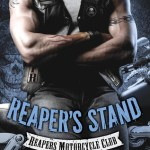ARC Review: Reaper's Stand (Reapers MC #4) by Joanna Wylde