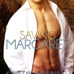 Review: Saving Margaret (Vegas Mates #2) by Krystal Shannan