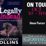 Spotlight: Legally Undead (Vampirarchy #1) by Margo Bond Collins ~ #Excerpt #Giveaway
