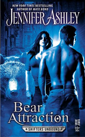 Bear Attraction (Shifters Unbound)