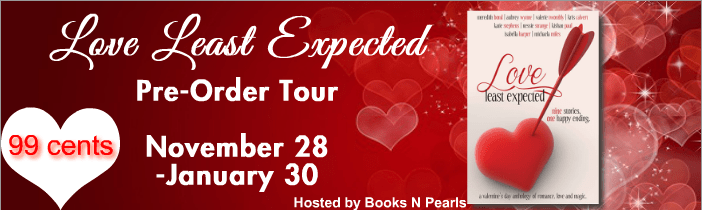 Banner Love Least Expected