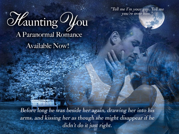 Haunting You Teaser
