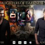 Spotlight: Death Design (The Daughters of Darkness, #3) by N.L. Hoffmann ~ #Excerpt
