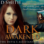 Character Interview: Mace (Dark Awakened Tour) by H.D. Smith ~ #Giveaway