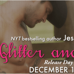 Release Day Blitz: Glitter and Grit (Lonesome Point, Texas #4) by Jessie Evans