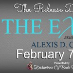 Release Day Blitz: The Ex File by Alexis D. Craig ~ Giveaway/Excerpt