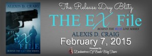 The Ex File Release Day Blitz Banner