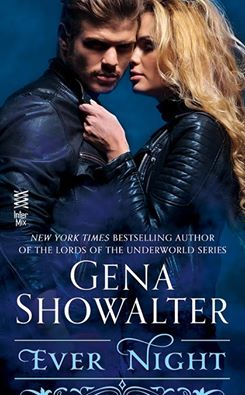 Ever Night by Gena Showalter