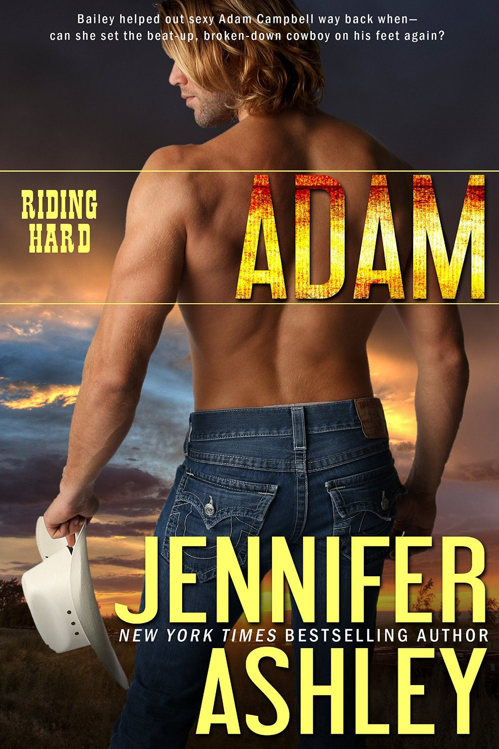Adam Book Cover