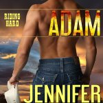 Review: Adam (Riding Hard #1) by Jennifer Ashley