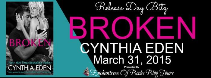 Broken Release Day Blitz Banner