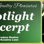 Forsaken Realms (Bounty Hunters United #1) by Katalina Leon ~ Excerpt