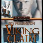 Viking Claim by Sky Purington {Tour} ~ Excerpt/Giveaway