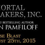 Release Blast: Immortal Matchmakers, Inc. (Immortal Matchmakers, #1) by Mimi Jean Pamfiloff ~ Excerpt/Giveaway