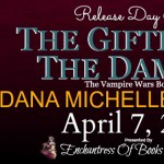 Release Day Blitz: The Gifted and the Damned by Dana Michelle Burnett ~ Excerpt