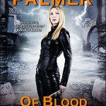 Cover Reveal: Of Blood and Passion (Vamp City #3) by Pamela Palmer