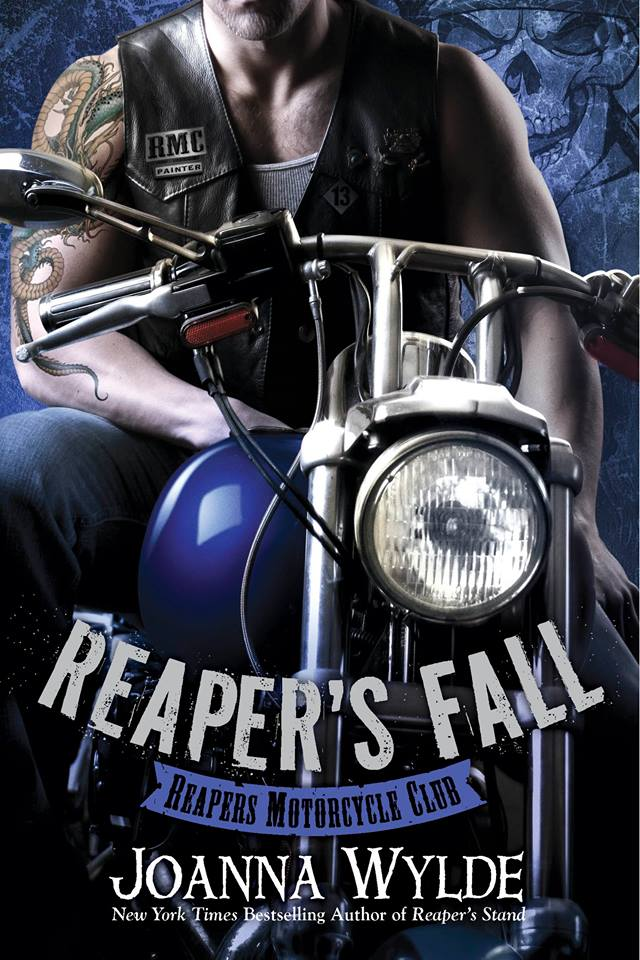 Reaper's Fall Book Cover