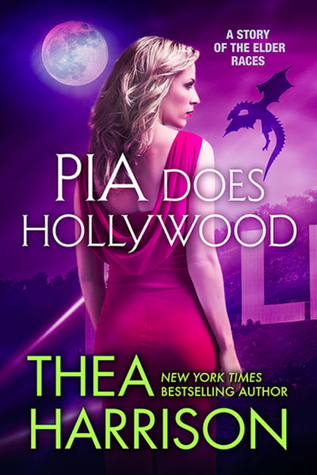 Pia Does Hollywood Book Cover