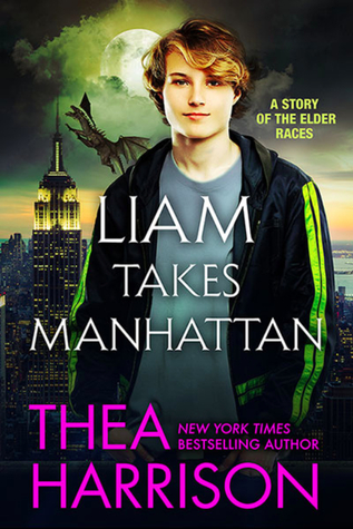Liam Takes Manhattan Book Cover