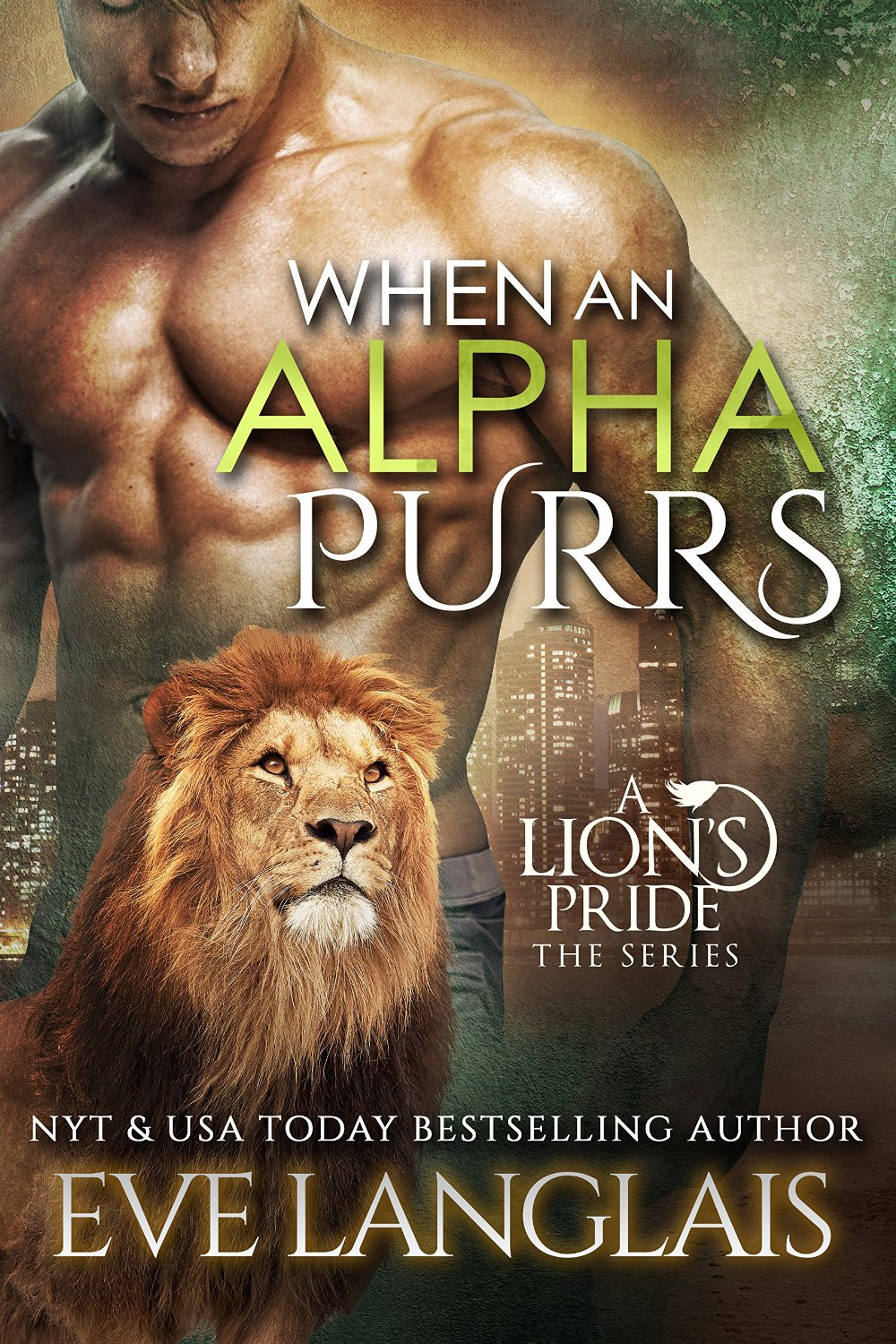 When an Alpha Purrs Book Cover