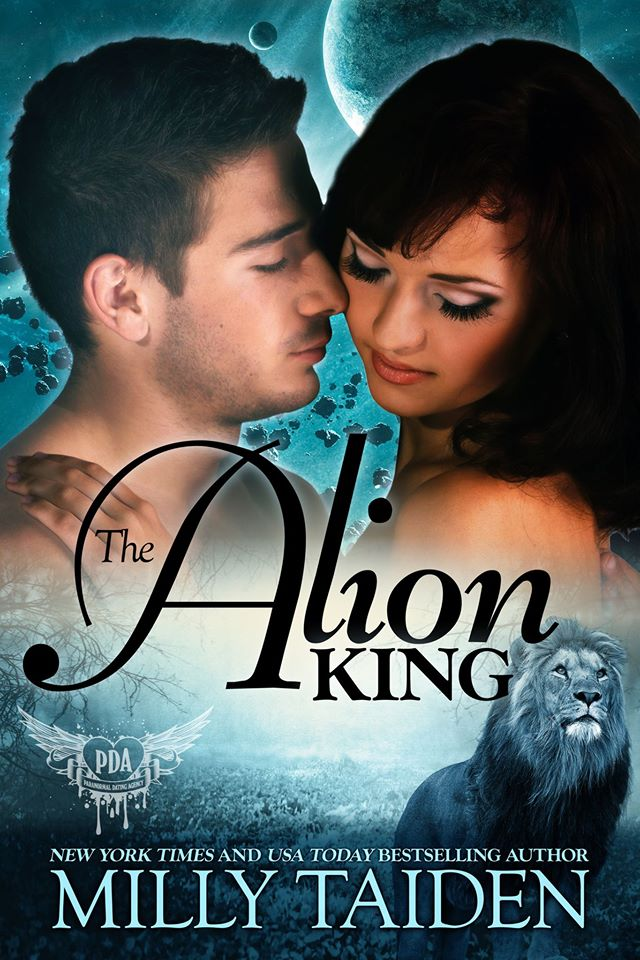 The Alion King Book Cover