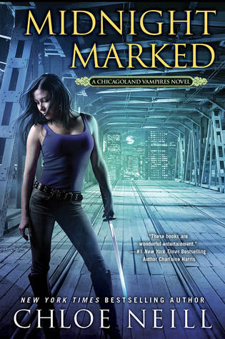 Midnight Marked Book Cover
