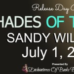Release Day Blitz: Shades of Treason (Anomaly #1) by Sandy Williams ~ Excerpt