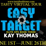 Guest Post: Kay Thomas shares Who's Who in the Elite Ops series – {Easy Target Tour} ~ Excerpt