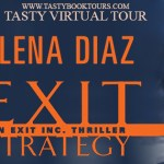 Exit Strategy (EXIT Inc. #1) by Lena Diaz {Tour} ~ Excerpt