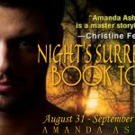 Night's Surrender (Children of The Night #7) by Amanda Ashley {Tour} ~ Excerpt