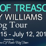From The Classified File of Ramie Ashdyn – Shades of Treason by Sandy Williams {Tour} ~ Excerpt/Giveaway