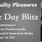 Release Day Blitz: Simmering Ice (Atlantic City Hustlers) by Veronica Forand & Susan Scott Shelley