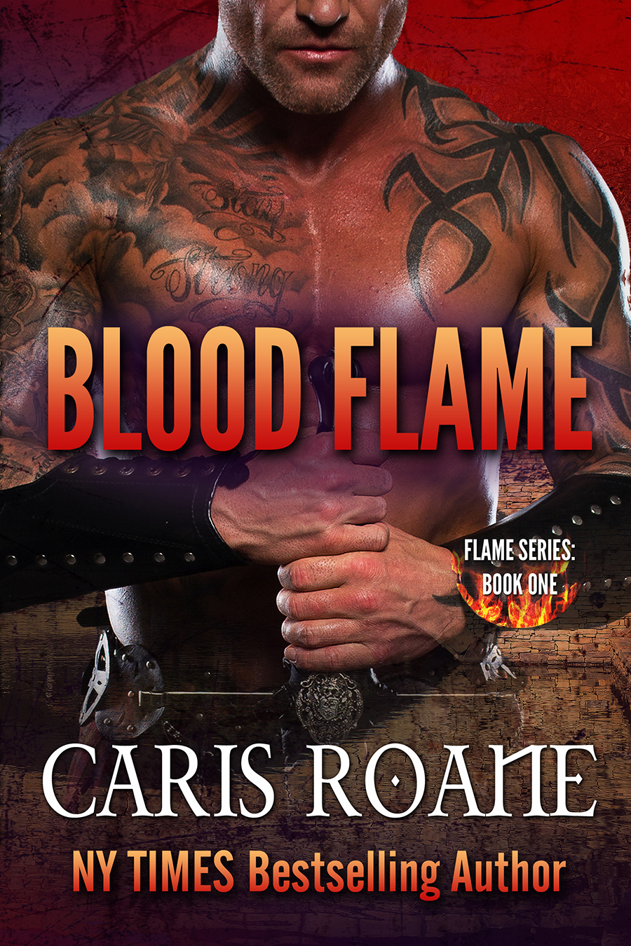 Blood Flame Book Cover