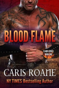 Blood Flame Cover 900x1350