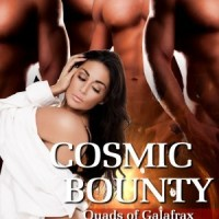 Review: Cosmic Bounty (The Quads of Galafrax #1) by Angela Castle