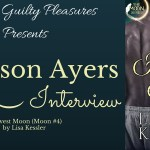 Character Interview: Dr. Jason Ayers {Harvest Moon Tour} ~ Excerpt